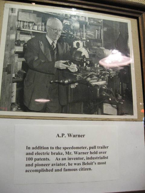 A.P. Warner Warner Electric